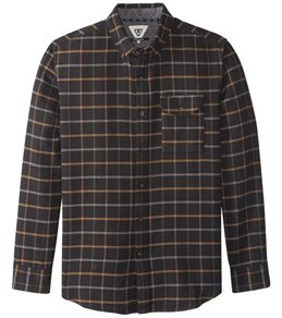 Vissla Men's Central Coast Flannel