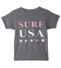 O'Neill Girl's Surf Star Short Sleeve Tee