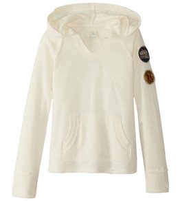 O'Neill Girl's Shawna Pullover Hoodie (4-6)