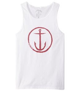 7b466a74e76498 Captain Fin Men s Original Anchor Tank Top