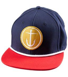 Captain Fin Men's Original Anchor 6 Hat