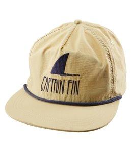 Captain Fin Men's Shark Fin 5 Panel Hat