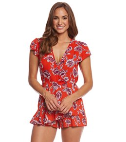 Angie Wrap Romper