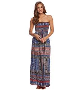 Angie Smock Maxi Dress