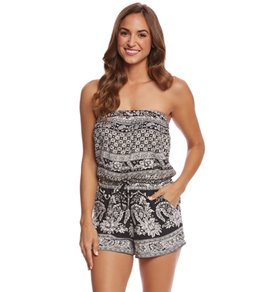 Angie Pull Up Romper