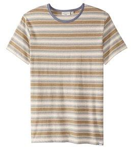 Rhythm Men's Everyday Stripe Short Sleeve Tee