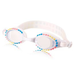 Bling2O Kids' Candy Buttons Swim Goggle