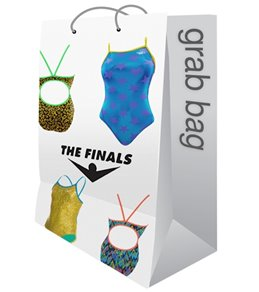 The Finals Funnies Girls' Swimsuit Grab Bag