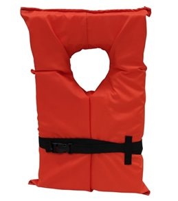 KEMP USA Type II Adult Life Jacket