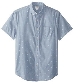 Catch Surf Men's Toby Short Sleeve Shirt