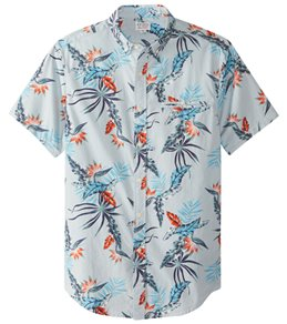 Catch Surf Men's Barkley Short Sleeve Shirt
