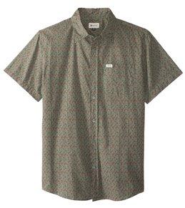 Matix Men's Lei Floral Short Sleeve Shirt