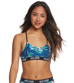 Akela Surf Women's Tri DuckTex 1mm Bikini Top