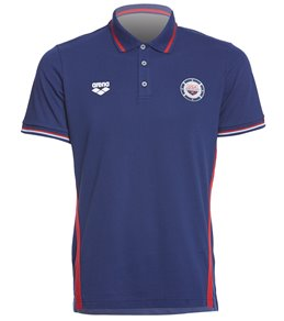 Arena Unisex National Team Short Sleeve Polo