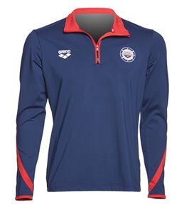 Arena Unisex National Team Tech 1/2 Zip Pullover