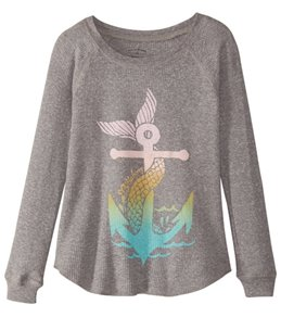 Billabong Girls' Anchored To The Sea L/S Thermal (4-14)