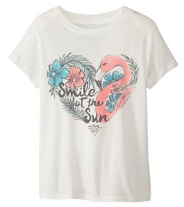 Billabong Girls' Smile Sunshine Tee (4-14)