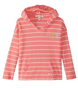 Billabong Girls' Almost There Thermal Hoody (4-14)