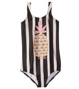 Billabong Girls' Beach Bandit One Piece Swimsuit (4-14)