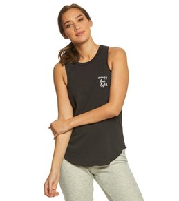 Spiritual Gangster Energy Light Love Studio Yoga Tank Top
