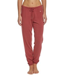 Spiritual Gangster Heart Embroidery Favorite Sweatpant Joggers