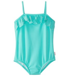 Seafolly Girls' Sweet Summer One Piece Swimsuit (Little Kid, Big Kid)