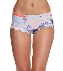 Roxy 1.0MM Popsurf Scallop Neoprene Short