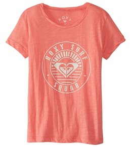Roxy Girls' Floating Bubble A Tee (8-16)