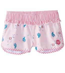 Roxy Girls' Cute Travel Boardshort (3T-6)