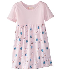 Roxy Girls' Thunder Cat Tee Dress (2T-7)
