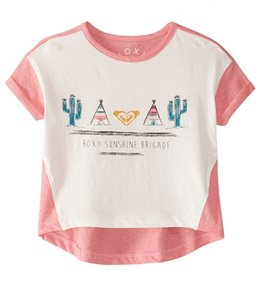 Roxy Girls' We Are Dreamers Tee (2T-7)