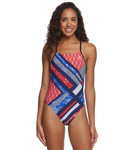 TYR Supremo Crosscutfit Tieback One Piece Swimsuit