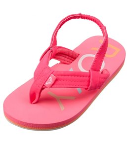 Roxy Girls' Vista II Sandal
