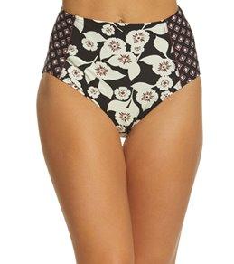 Kate Spade New York Aliso Beach High Waist Bikini Bottom