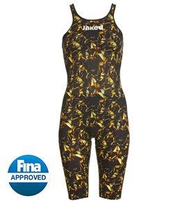 Jaked JKATANA Limited Edition Open Back Tech Suit Swimsuit