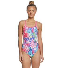 Amanzi Women's Tropical Punch One Piece Swimsuit