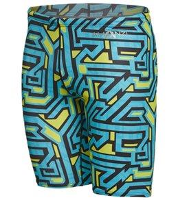 Amanzi Men's Maze Runner Jammer Swimsuit