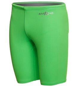Amanzi Men's Acceler8 Green Jammer Swimsuit