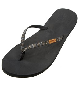 Reef Women's Slim Ginger Beads Flip Flop