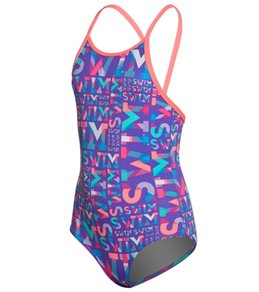 Funkita Toddler Girls' Swim Swim One Piece Swimsuit