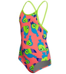 Funkita Toddler Girls' You Can Too One Piece Swimsuit