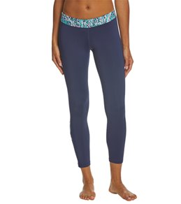Funkita Women's A Bit Vane Meshed Up 7/8 Tight Pant