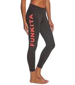 Funkita Women's Stampd Candy Free Runner 7/8 Tight Tight