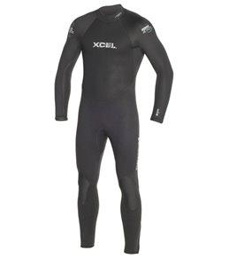 Xcel Men's Hydroflex 7/6mm Full Wetsuit