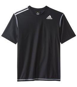 Adidas Men's Short Sleeve Swim Tee