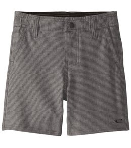 O'Neill Boys' Locked Stripe Hybrid Short (2T-7X)