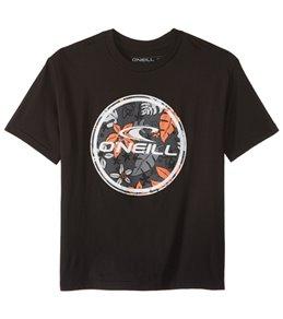 O'Neill Boys' Boardie Tee (2T-7X)