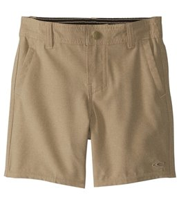 O'Neill Boys' Loaded Heather Hybrid Short (4-7X)