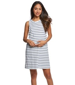 Roxy Just Simple Stripe Tank Dress