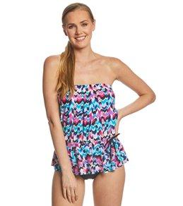 010cd4e1e8d Women s Missy Blouson One Piece Swimsuits at SwimOutlet.com